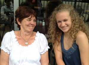 Getting personal with my mom's story