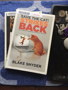 Save the Cat! for personal historians
