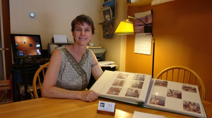 Martie McNabb of Memories Out of the Box