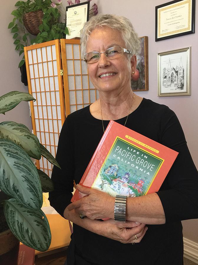 Life Story Book Publisher Patricia Hamilton